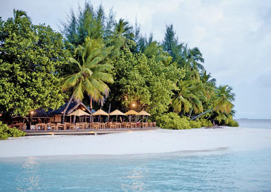 Viajes Kuoni, una luna de miel con combinados de ensueño y Maldivas como protagonista