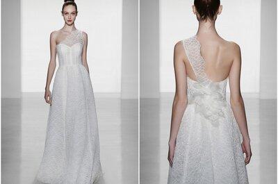 El vestido de la semana: Skylar, un diseño muy chic de Amsale