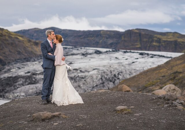 Ben and Helena's Idyllic Icelandic Elopement