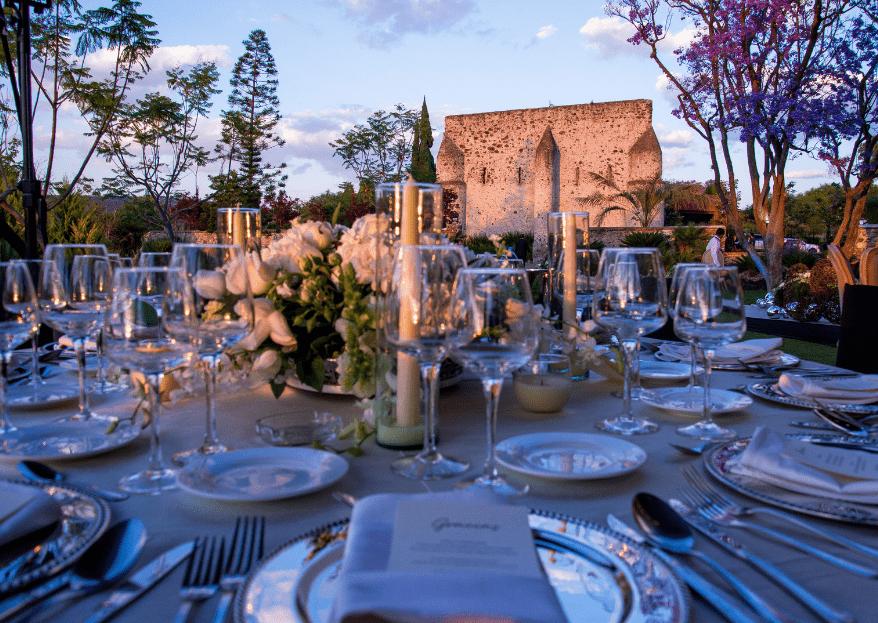 Hacienda La Solariega: extraordinarios escenarios para que tu celebración sea grandiosa