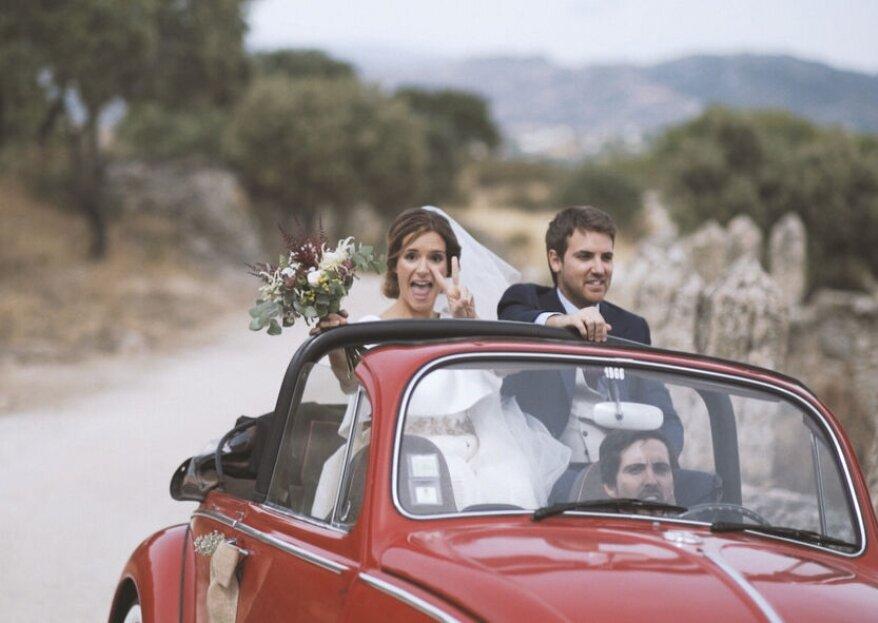 El Primer Vals: un vídeo de boda natural, fresco y verdadero