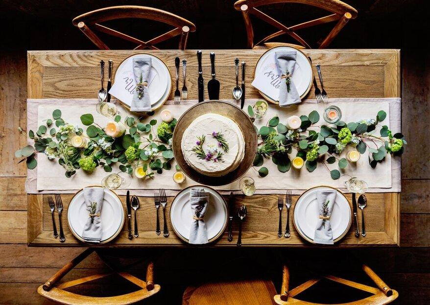 Komplettplanung der Hochzeit: Diese Hochzeitsplaner bieten euch den Full-Service
