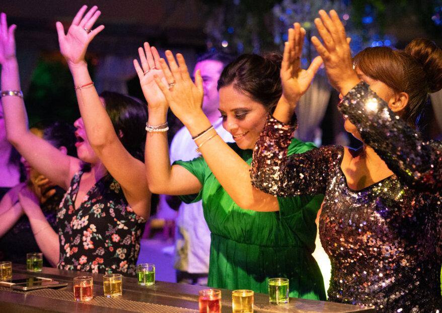 Chupitos Inc: un nuevo concepto de coctelería divertido, original y novedoso para la fiesta de tu boda