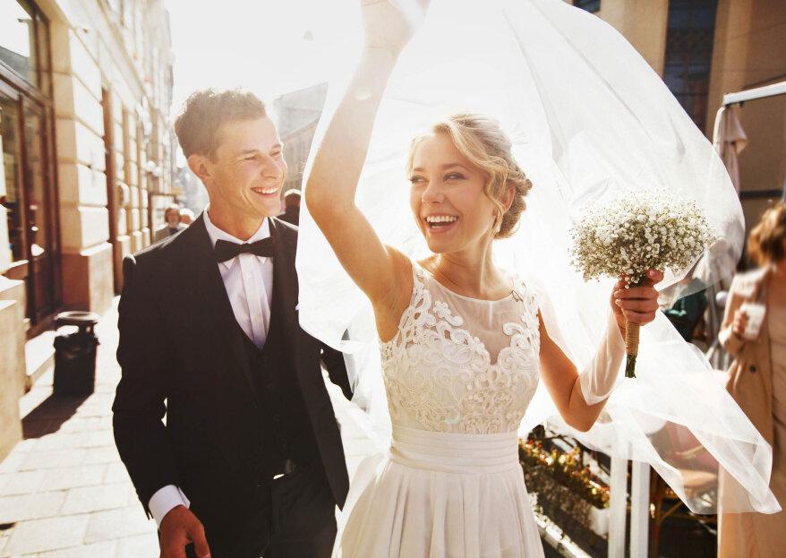 Cinco cosas sobre tu matrimonio que debes mantener en secreto. ¡No lo cuentes todo y sorprenderás a tus invitados!
