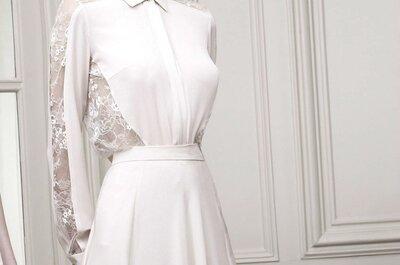 Vintage bruidsjurken 2015: de allermooiste selectie trouwjurken speciaal voor jou!