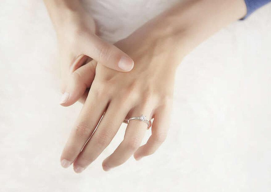 De trouwringen en verlovingsringen trends voor 2021