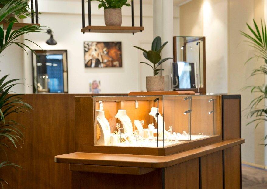 Or du Monde : la Green joaillerie ouvre les portes de sa nouvelle boutique à Lille !