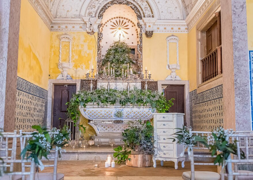 Your Perfect Vintage Wedding At The Quinta - My Vintage Wedding In Portugal