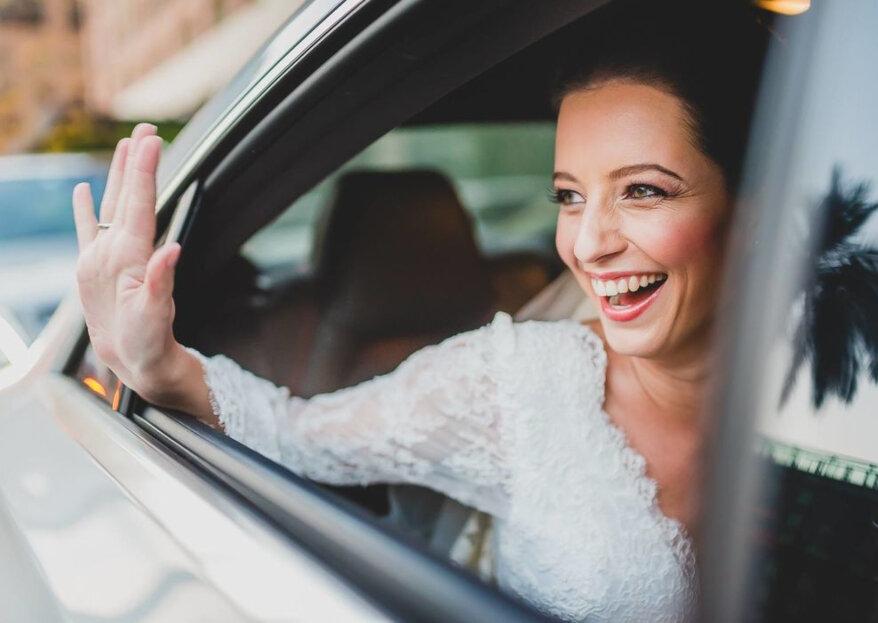 Cómo organizar un matrimonio multitudinario: ¡los cinco pasos más importantes!