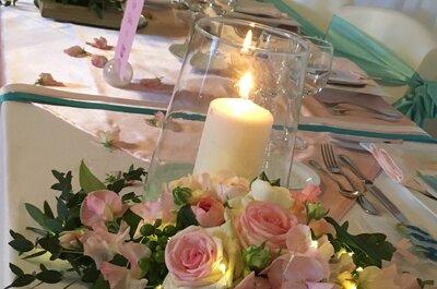 De l'originalité et du sur-mesure : Delphine Tonnoir s'occupe de la décoration de votre mariage !