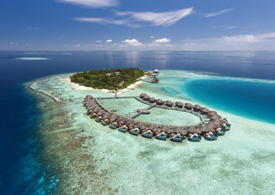 Disfruta de un viaje realmente apasionante, así será vuestra luna de miel en Islas Maldivas