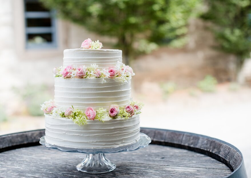 Wie finden wir die richtige Hochzeitstorte? Tipps und Trends für Ihre Hochzeit!