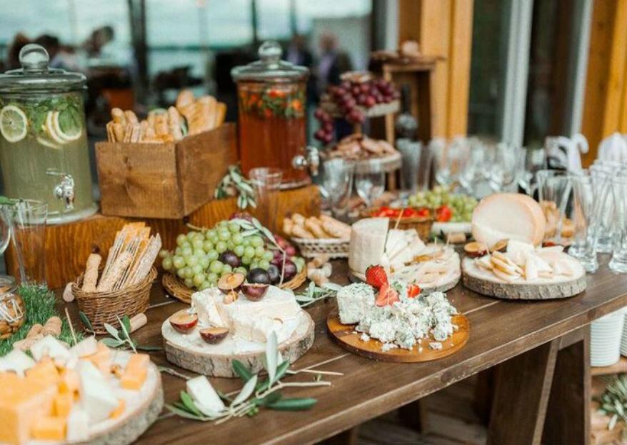 Съедобный декор и альтернативы сладкому столу