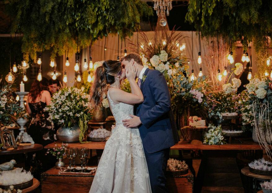 Casamento Toscano de Izabella e Denis: uma celebração repleta de detalhes e muito romantismo!