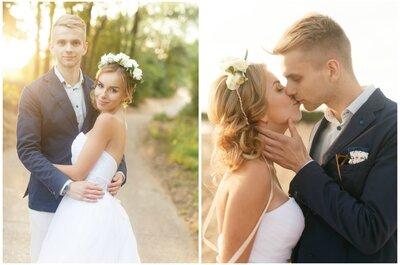 Улетная свадьба Саши и Гоши: оригинально и красиво!