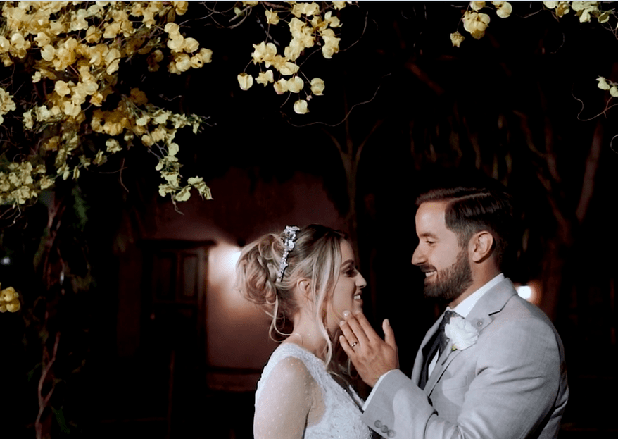 Take Criativo Filmes: vídeos cinematográficos apaixonantes que refletem a personalidade dos noivos