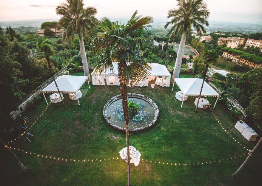 L'alfabeto della perfezione di Park Hotel Villa Grazioli
