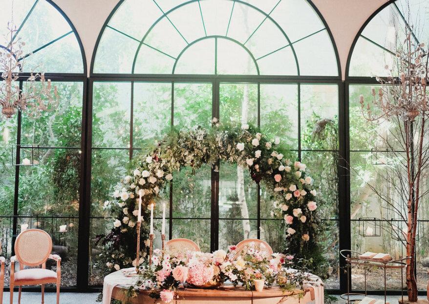 Flower power: 5 tipos de pormenores florais que tem mesmo de ter no seu casamento!
