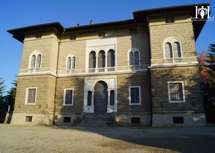 Villa del Bono: Your Dream Wedding In This Lovely Villa Located In Northern Italy