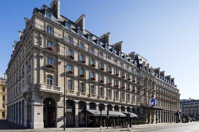 Hôtel Hilton Paris Opera : un lieu de réception somptueux pour votre mariage