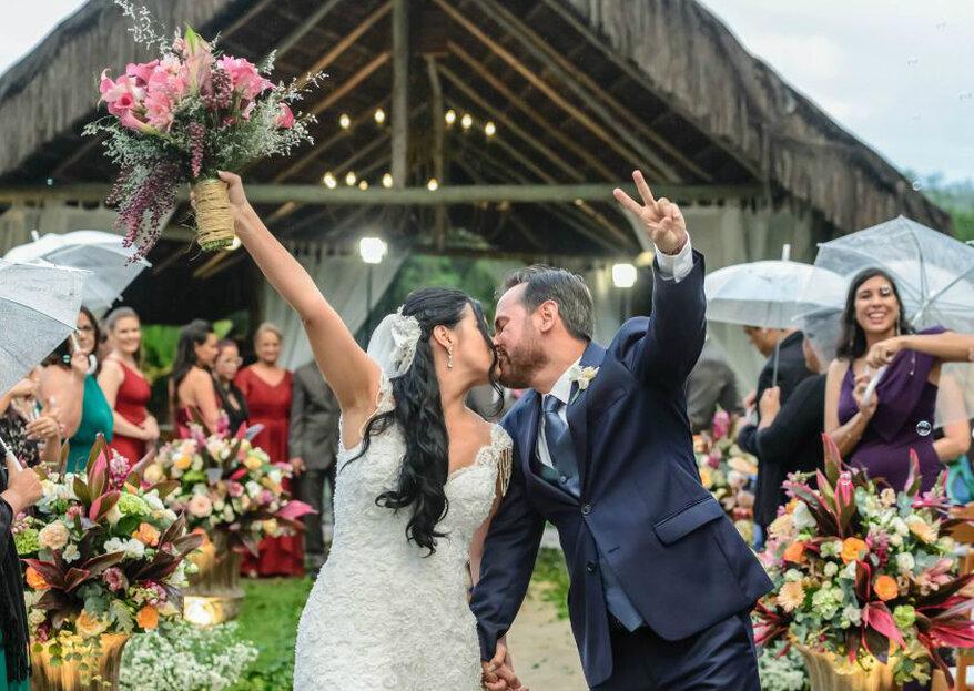 70 ideias criativas para casamento: sugestões para fazer de seu casamento um dia inesquecível!