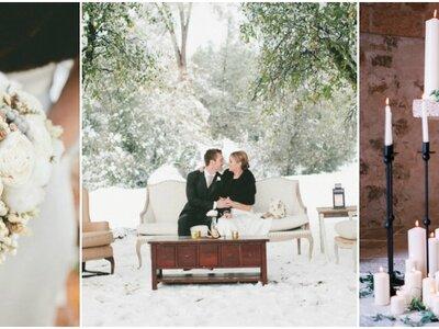 Verlieben Sie sich in dieses Winter Wonderland mitten in St. Moritz – Schneekulisse für Verliebte