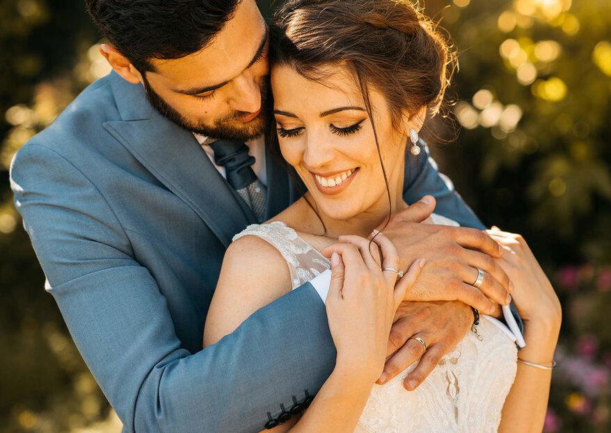 Acerte em cheio nas suas alianças de casamento