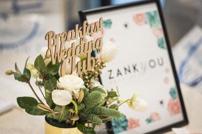 Ecco il foto-racconto ufficiale del nostro Wedding Breakfast natalizio