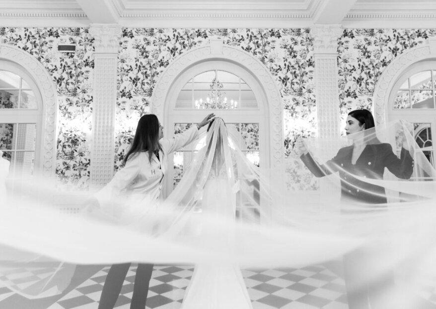 Diletta Ruta Weddings: quando l'amore è la più grande ispirazione