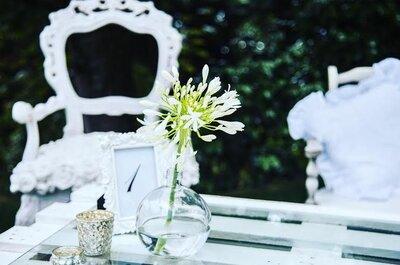 Scarpe da sposa bianche: un gradito ritorno per le più nostalgiche