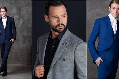 Accessoires et costumes de mariés : trouvez votre tenue parfaite et sur-mesure chez Chris Von Martial