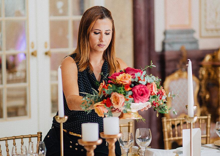 Ter um Wedding Planner está na moda: saiba as 50 coisas que este profissional vai fazer por si!