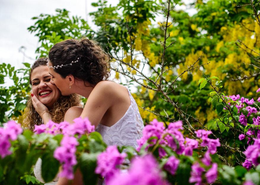 Amanda & Ursula: Celebração especial para comemorar uma linda história de amor