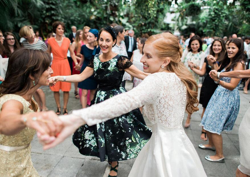 15 italienische Lieder für Ihre Hochzeit – Welcher Klassiker passt zu Ihnen?