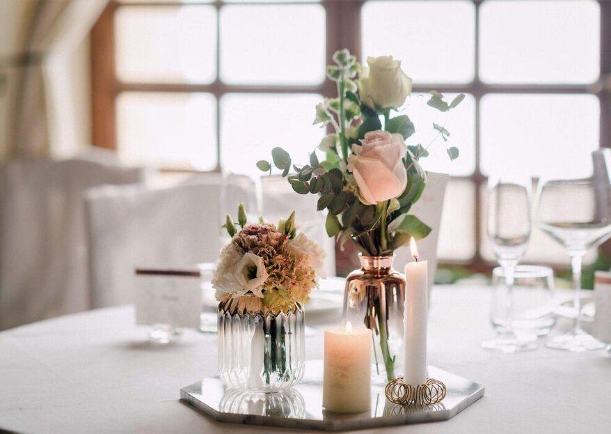 10 buoni motivi per affidarsi ad un servizio wedding planner in vista delle nozze!
