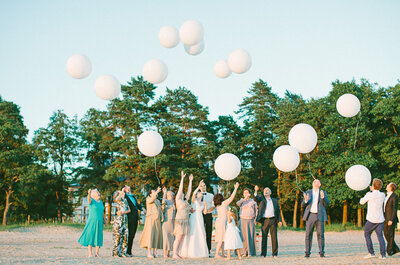 Как выбрать место для свадьбы за городом?  6 подсказок от специалистов!