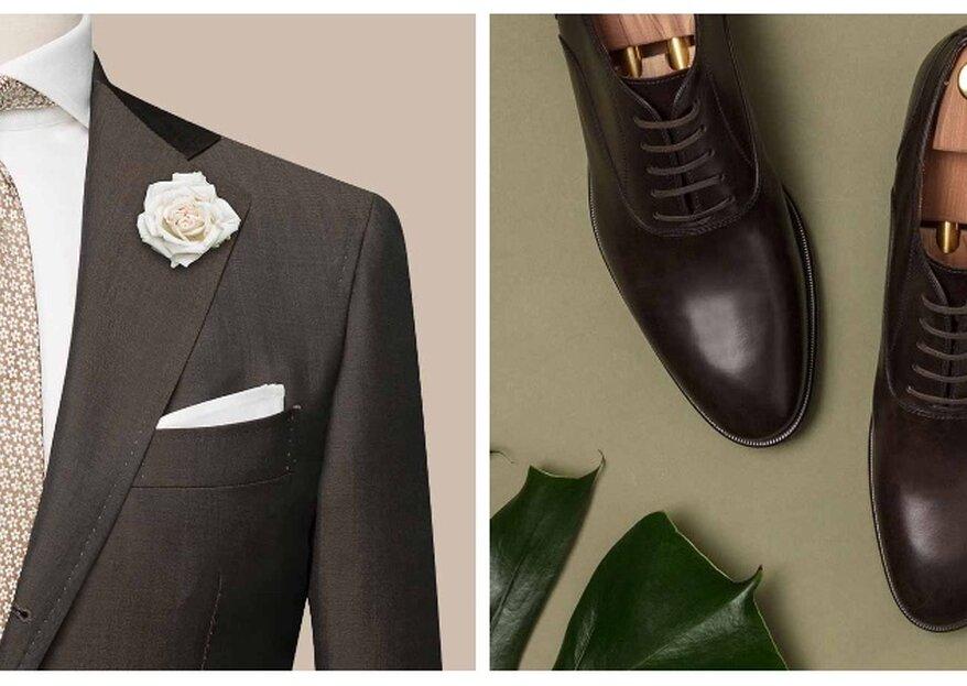 Stylish heiraten –Was Sie über den Hochzeitsanzug wissen sollten