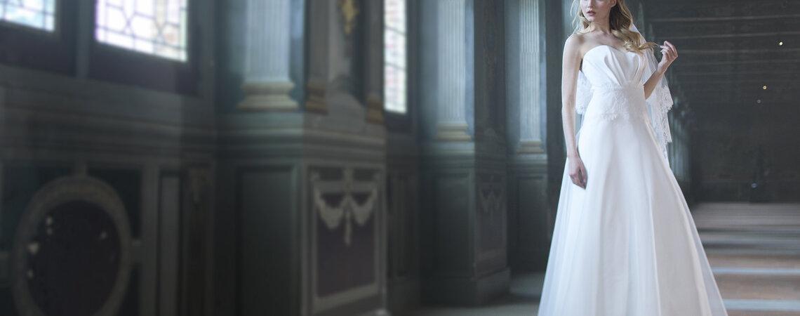 Futures mariées lyonnaises, rendez-vous à l'outlet de luxe Mariées de France pour trouver votre robe de mariée