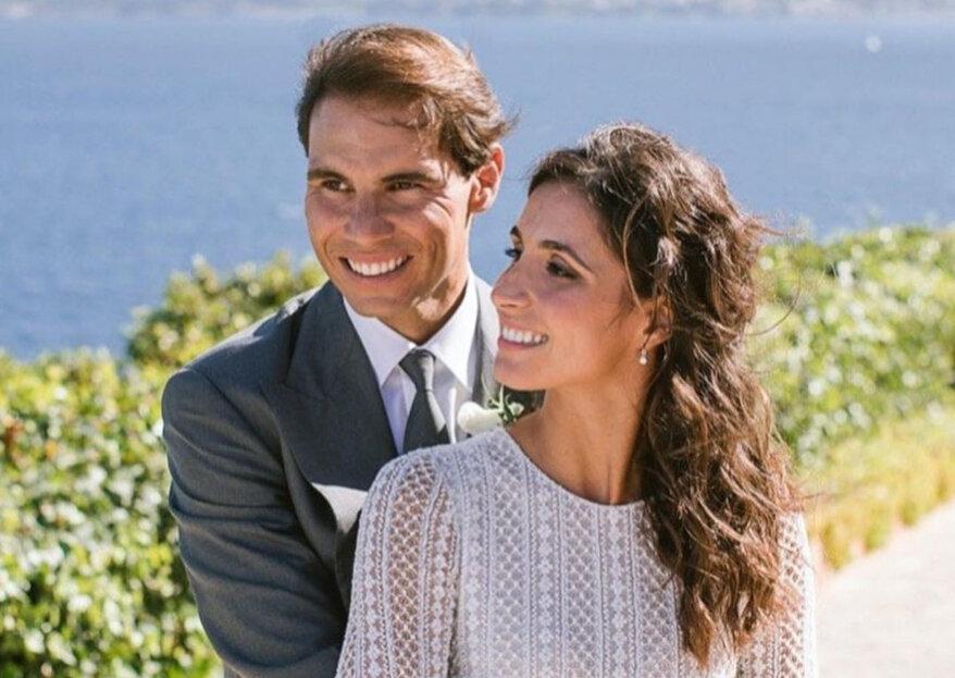 Rafa Nadal et Mery Perelló : tous les détails de leur mariage !