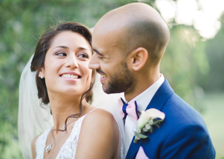 Noémie et Cyril : un mariage festif sous le signe du voyage
