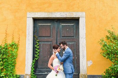 19 dúvidas que todas as noivas têm quando escolhem um fotógrafo para o seu casamento