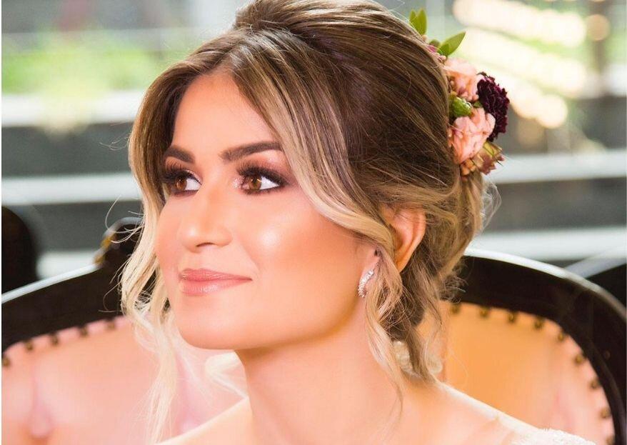 Lutt & Kakau Lopes Beauty Space: os melhores tratamentos, maquiagem e penteado para o seu dia da noiva. Você ainda mais linda!