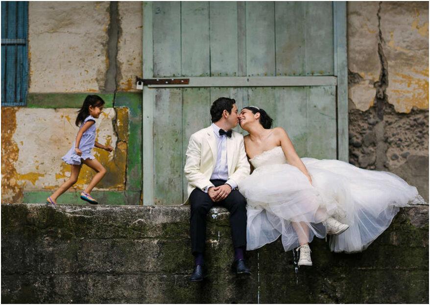 Cómo elegir el mejor fotógrafo para tu boda ¡5 pasos para acertar!