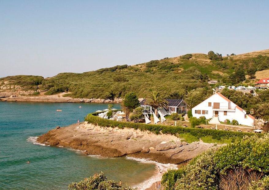 La Isla, el escenario que estabais buscando para vuestra boda en Cantabria