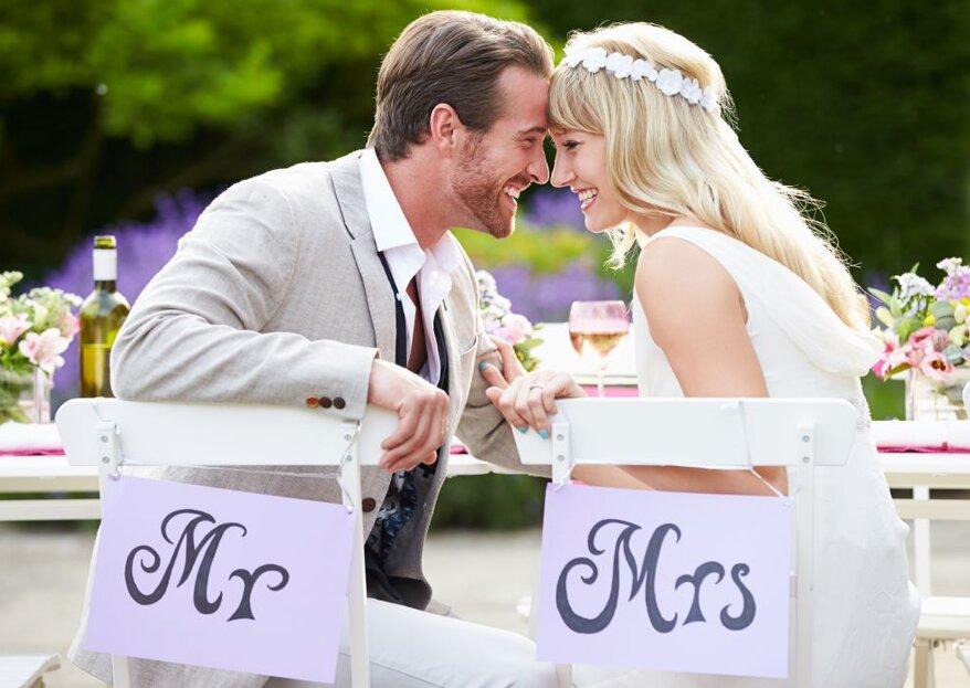 Tu novio también puede ayudar en la planeación de la boda. ¡Descubre cómo!