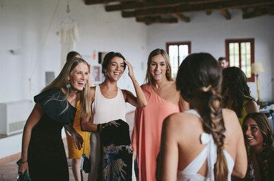 10 frases que toda novia necesita escuchar en su gran día