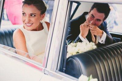 Aprende a organizar el banquete de boda paso por paso