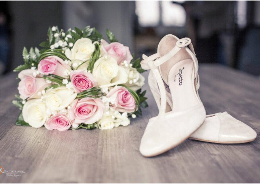 6 conseils indispensables pour choisir ses chaussures de mariée