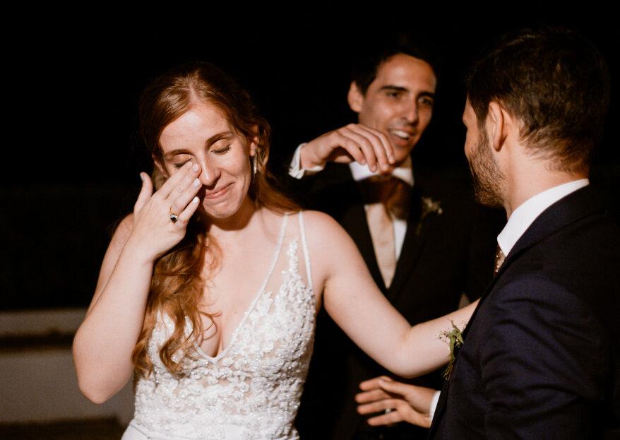 We are family: 6 papéis que os seus irmãos podem desempenhar no seu casamento!