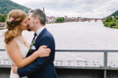 Malte und Charlotte Wedding